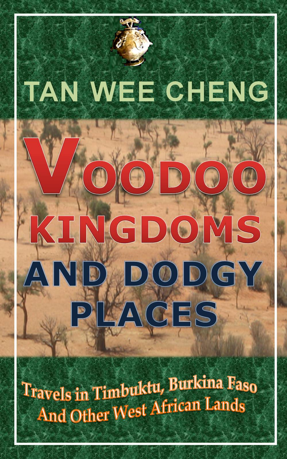 Voodoo Lands & Dodgy Places cover